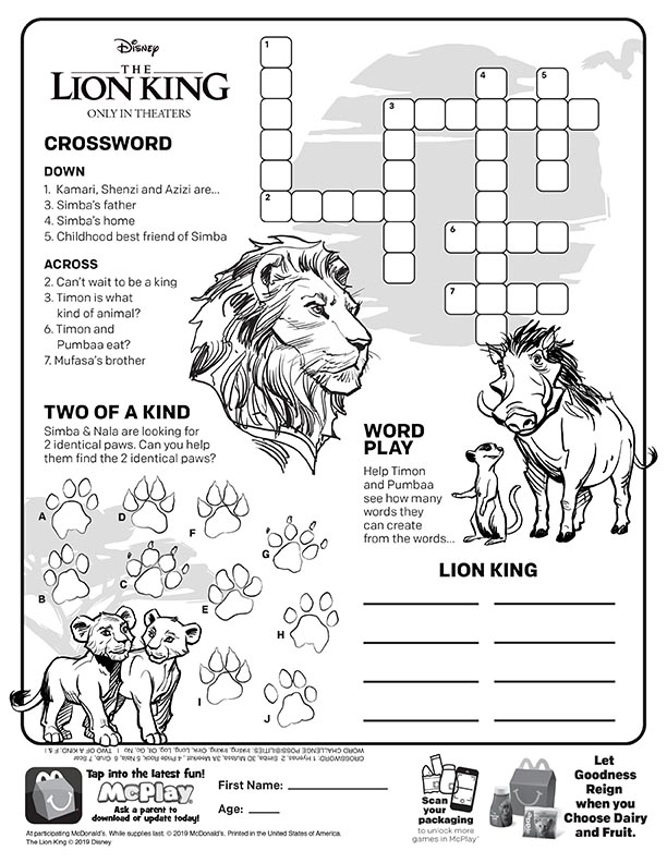The Lion King Coloring Pages : How to Color the Simba, Pumbaa ... | 792x612