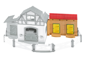 Playmobil Country - 6474 Stable Extension for Pony Farm