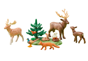 Playmobil Country - 6532 Forest Animals