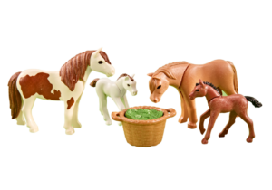 Playmobil Country - 6534 Ponies with Foals