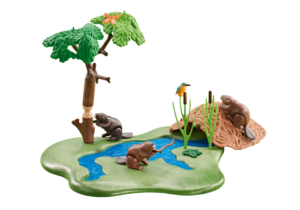 Playmobil Country - 6541 Beaver Lodge