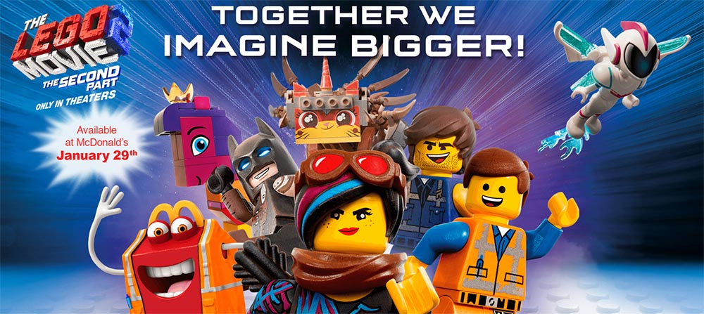 Lego Movie Kids Time