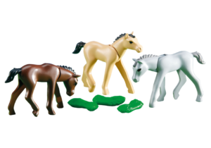 Playmobil Country - 6263 Foals with Feed