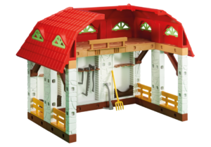 Playmobil Country - 6368 Farm Equipment Shed