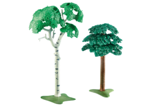 Playmobil Country - 6472 Deciduous Trees