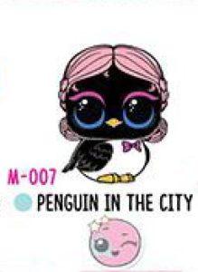 M-007 Penguin in the City