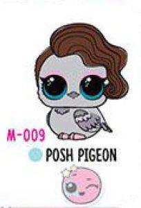 M-009 Posh Pigeon