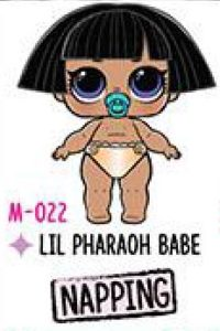 M-022 Lil Pharaoh Babe