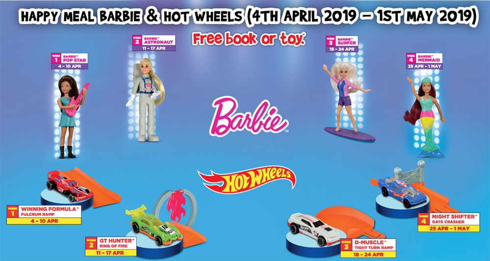 Happy Meal April 2019