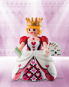 Playmobil Figures Series 10 Girls - Queen of Hearts