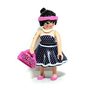 Playmobil Figures Series 13 Girls - Pin-up