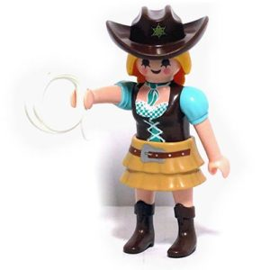 Playmobil Figures Series 13 Girls - Cowgirl
