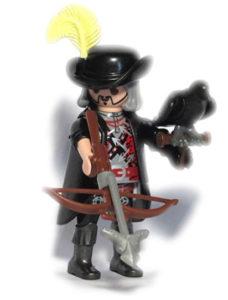 Playmobil Figures Series 14 Boys - Bounty Hunter