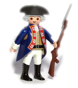 Playmobil Figures Series 14 Boys - English Soldier