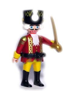 Playmobil Figures Series 14 Boys - Soldier