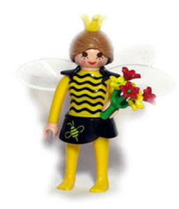 Playmobil Figures Series 14 Girls - Queen Bee