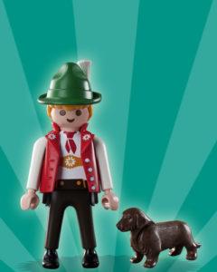 Playmobil Figures Series 2 Boys - Hansel