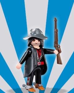 Playmobil Figures Series 5 Boys - Justice Hero