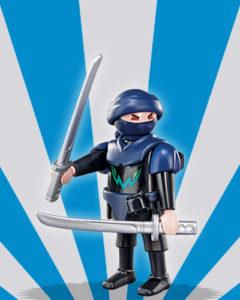 Playmobil Figures Series 5 Boys - Ninja