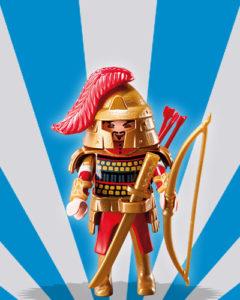 Playmobil Figures Series 5 Boys - Samurai