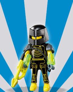 Playmobil Figures Series 5 Boys - Tron