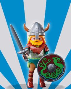 Playmobil Figures Series 5 Boys - Viking