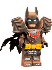 Lego The Lego Movie 2 Characters - Batman