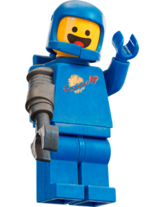Lego The Lego Movie 2 Characters - Benny