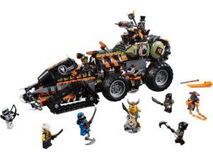 Lego Ninjago Dieselnaut - 70654