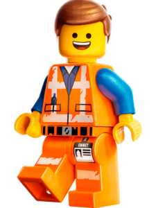 Lego The Lego Movie 2 Characters - Emmet