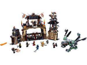 Lego Ninjago Dragon Pit - 70655