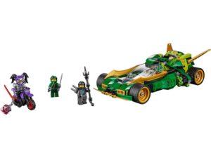 Lego Ninjago Ninja Nightcrawler - 70641