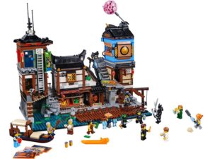 Lego Ninjago NINJAGO® City Docks - 70657