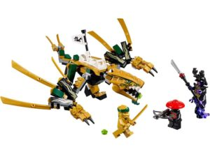 Lego Ninjago The Golden Dragon - 70666