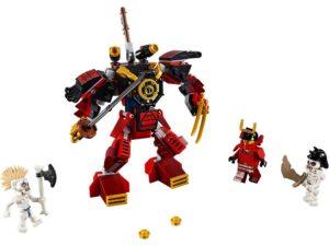 Lego Ninjago The Samurai Mech - 70665
