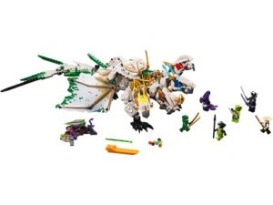 Lego Ninjago The Ultra Dragon - 70679