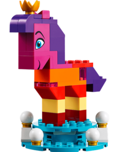 Lego The Lego Movie 2 Characters - Queen Watevra Wa'Nabi