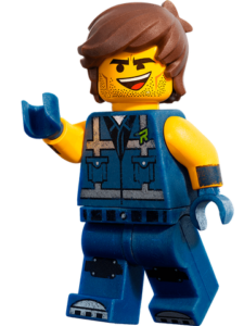 Lego The Lego Movie 2 Characters - Rex