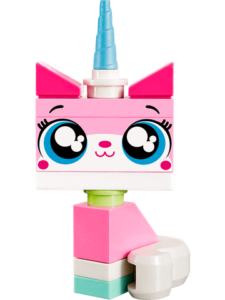 Lego The Lego Movie 2 Characters - Unikitty