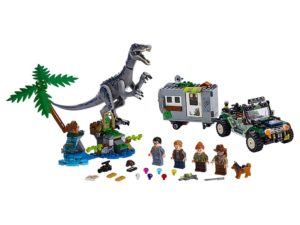 Jurassic World™ Products Baryonyx Face-Off: The Treasure Hunt 75935