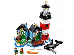 LEGO® Creator Lighthouse Point 31051