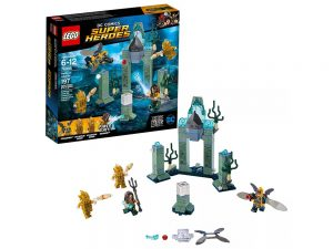 LEGO® DC Comics® Justice League Super Heroes Battle of Atlantis 76085