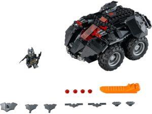 LEGO® DC Comics™ Super Heroes Products App-Controlled Batmobile - 76112 - LEGO® DC Comics™
