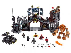 LEGO® DC Comics™ Super Heroes Products Batcave Clayface™ Invasion 76122