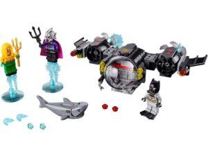 LEGO® DC Comics™ Super Heroes Products Batman™ Batsub and the Underwater Clash - 76116 - LEGO® DC Comics™