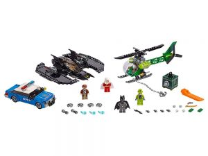 LEGO® DC Comics™ Super Heroes Products Batman™ Batwing and The Riddler™ Heist 76120
