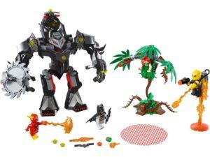 LEGO® DC Comics™ Super Heroes Products Batman™ Mech vs. Poison Ivy™ Mech - 76117 - LEGO® DC Comics™