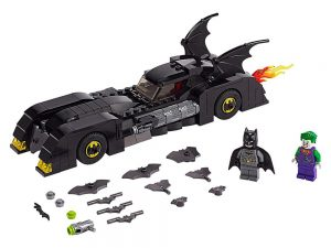 LEGO® DC Comics™ Super Heroes Products Batmobile™: Pursuit of The Joker™ 76119