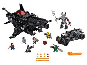 LEGO® DC Comics™ Super Heroes Products Flying Fox: Batmobile Airlift Attack 76087