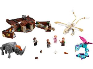LEGO® Harry Potter™ Products Newt´s Case of Magical Creatures - 75952 Fantastic Beasts